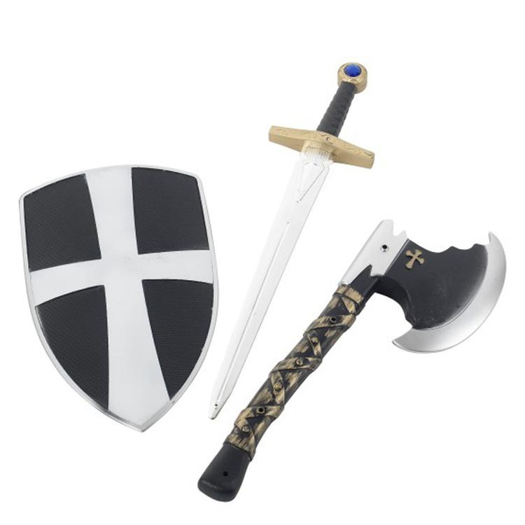 Three Piece Crusader Set