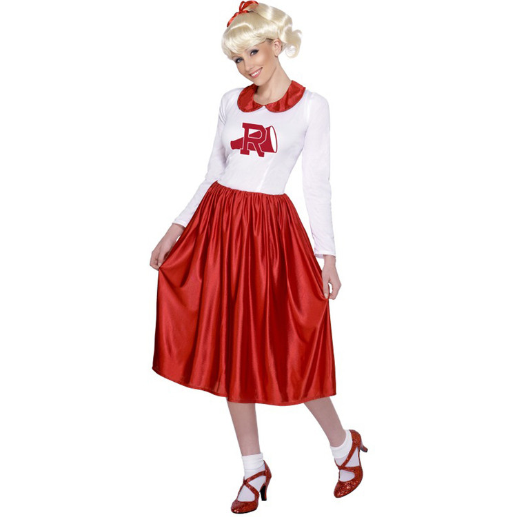 Grease Sandy Womenu0027s Costume  sc 1 st  Costume Direct & Womens 1950s Costumes