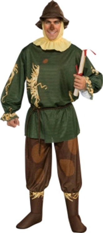 Wizard of OZ Scarecrow Adult Costume
