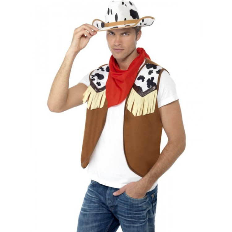 Wild West Mens Instant Kit