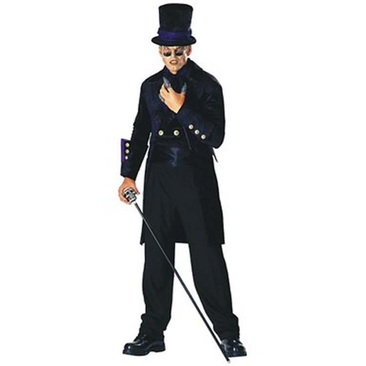 Midnight Ripper Mens/ Teen Costumes