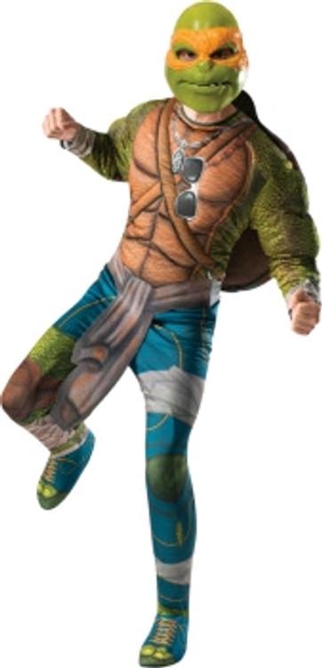 Teenage Mutant Ninja Turtles Michelangelo Deluxe Men's Costume