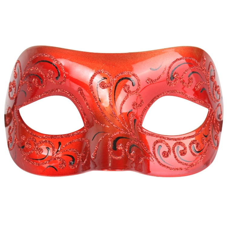 Elegenza Red  Eye Mask