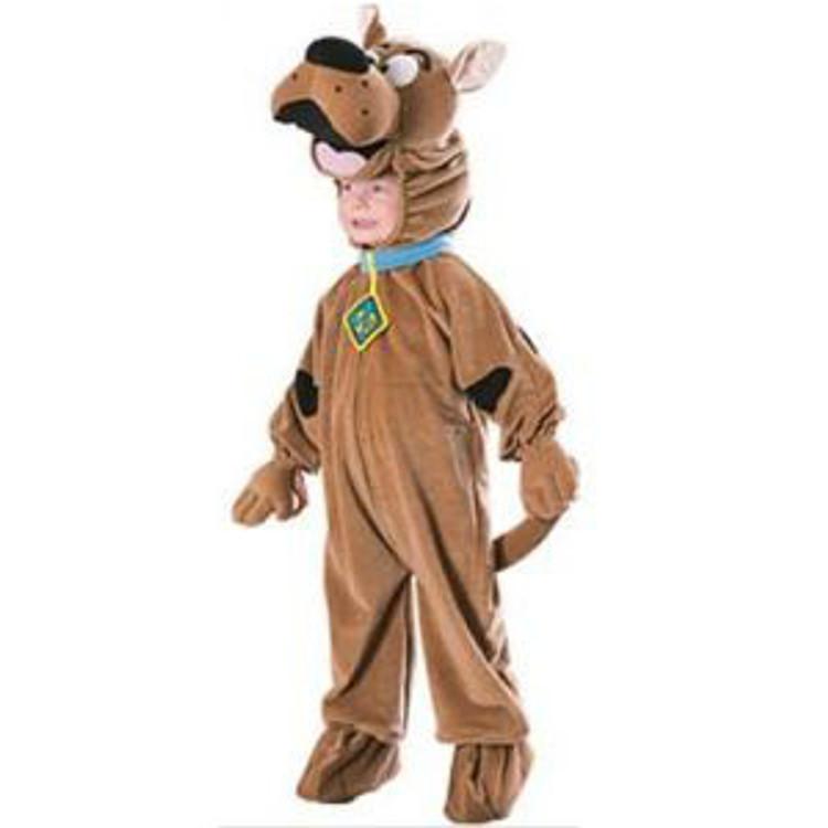 Scooby Doo-  Deluxe Kids Costumes