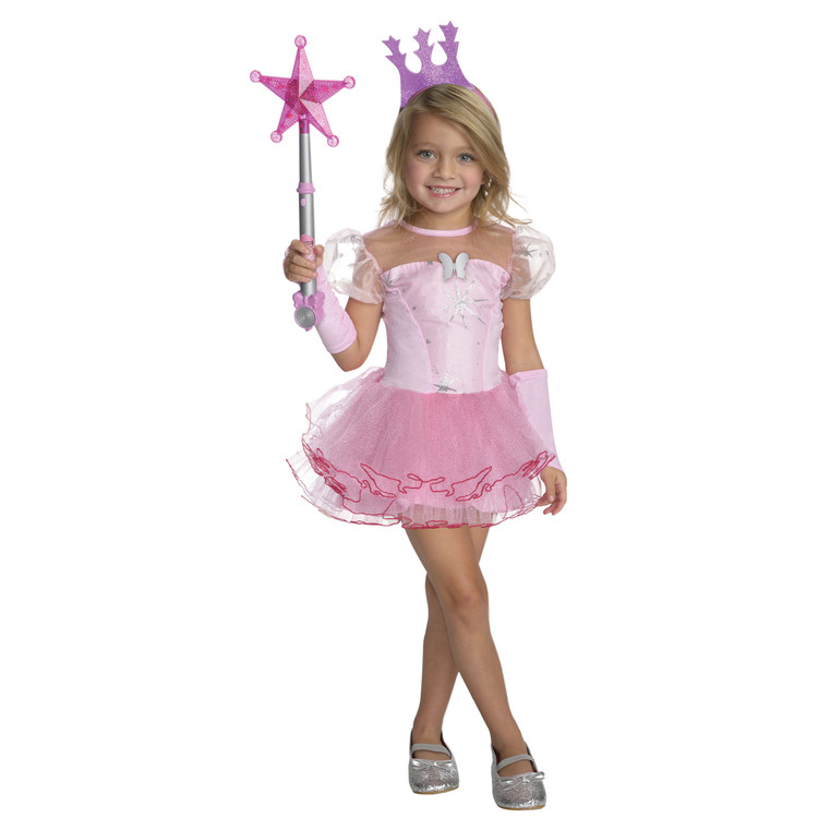 Wizard of Oz Glinda the Good Witch Girls/Toddler Tutu Costume