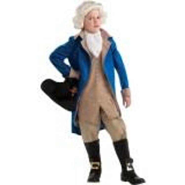 Colonial /George Washington Child Costume