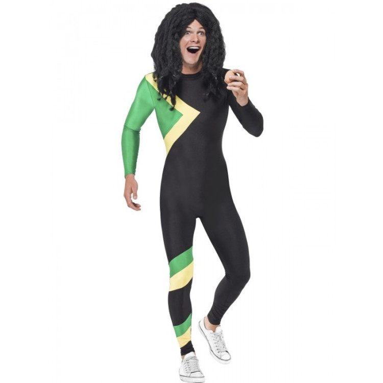 Jamaican Hero Male Costume
