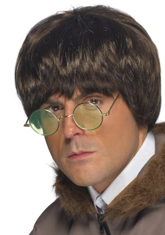 Britain Pop Star Austin Powers 90s/60s Wig