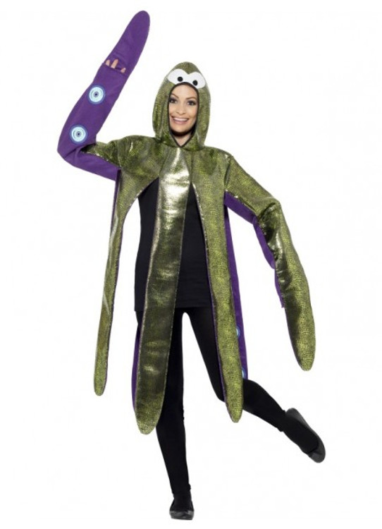 Octopus Animal Adult Costume