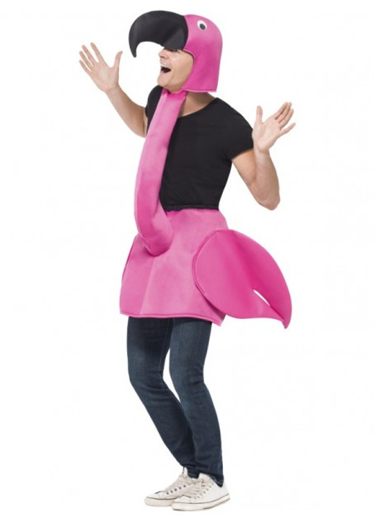 Flamingo Animal Costume