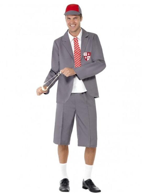 Schoolboy  Men's Costume