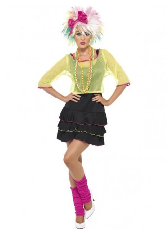 1980s Pop Tart Womenu0027s Costume  sc 1 st  Costume Direct & 1980s Costume and Punk Costumes | Australia Online Costume Store