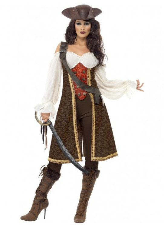 High Seas Pirate Wench Women's Costume