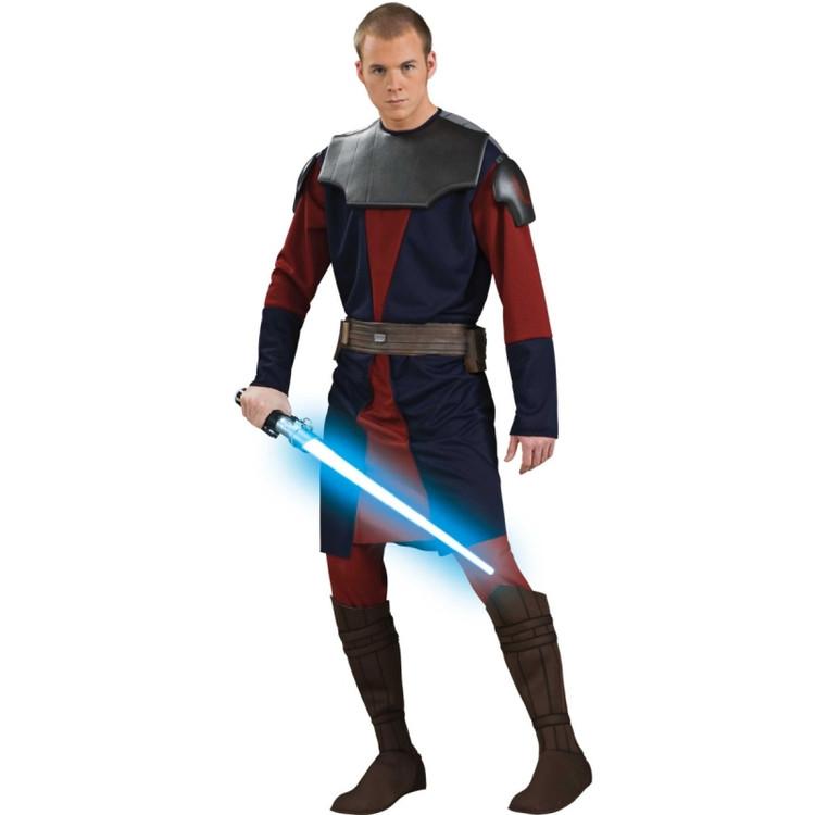 Star Wars - Anakin Skywalker - Clone Wars Mens Costume  sc 1 st  Costume Direct & Star Wars Costumes | Starwars Fancy Dress | Auatralias fastest ...