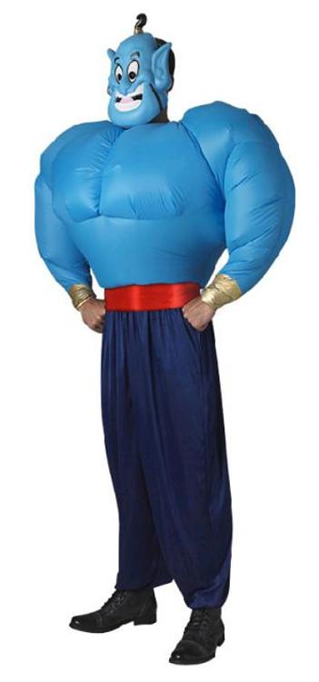 Genie Aladin Mens Costume