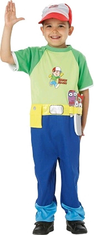 Handy Manny Boys Costume