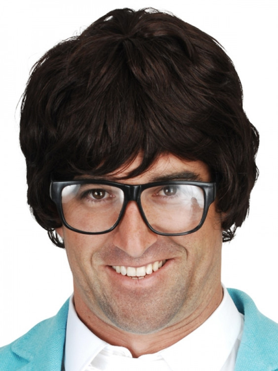 1960s Shagadelic Austin Powers Wig