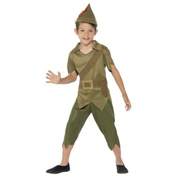 Robin Hood Peter Pan Boys Costume