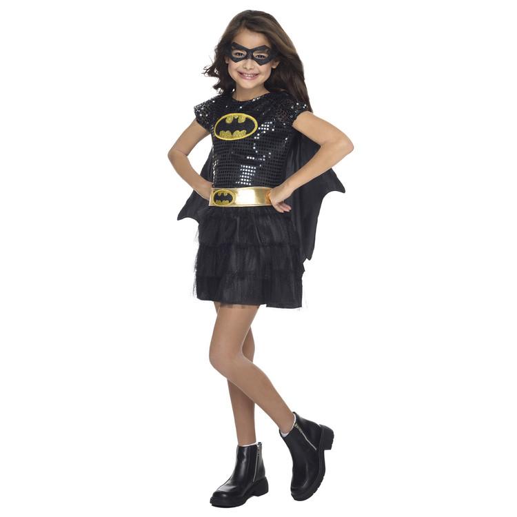 Batgirl Superhero Sequin Toddler/Girls Costume  sc 1 st  tipos de mapas & Jewelry stainless steel