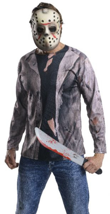 Jason Mens Costumer Kit (from Friday the 13th)