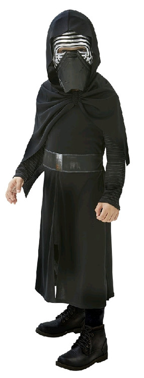 Star Wars - The Force Awakens Kylo Renn Classic Boys Costume