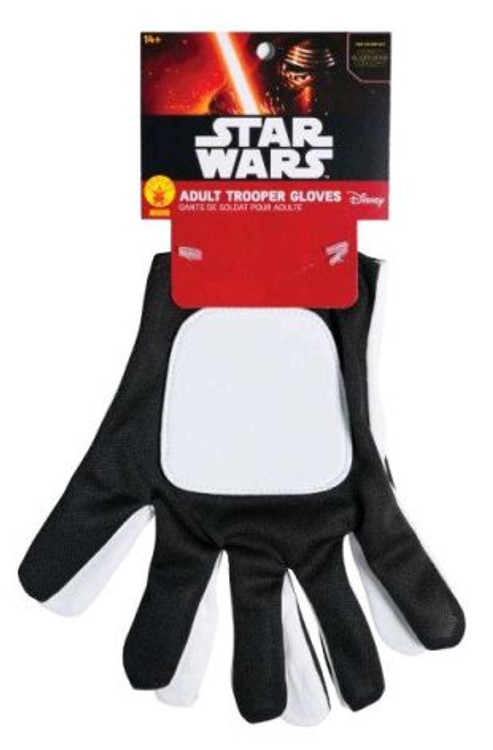Star Wars Trooper Gloves - Mens