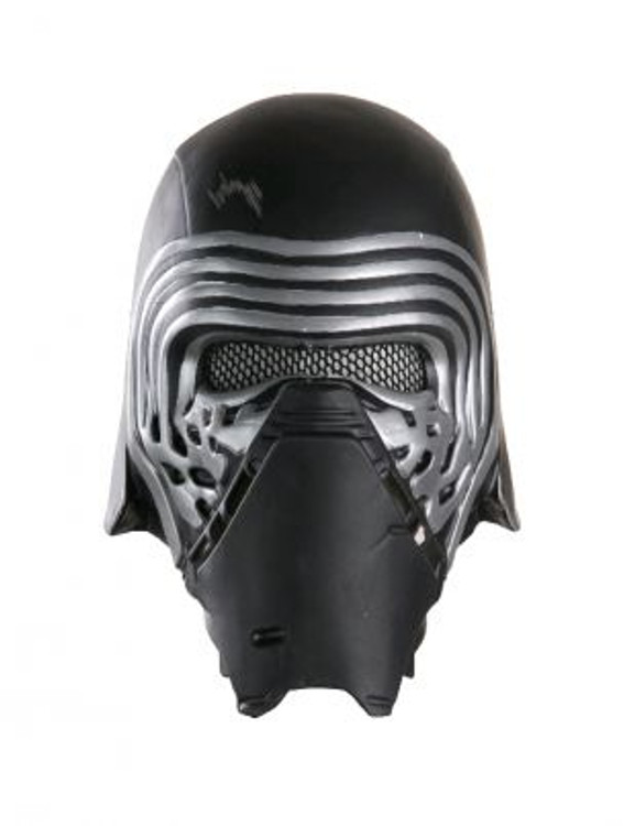 Star Wars Kylo Ren Half Mask - Mens