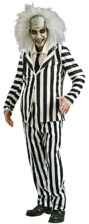 Beetlejuice - Mens Costume
