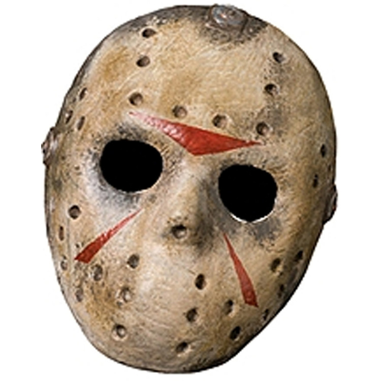 Jason Hocley Mask (from Friday the 13th)