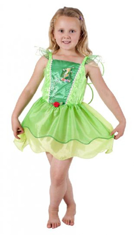 Tinkerbell Playtime Girls Costume