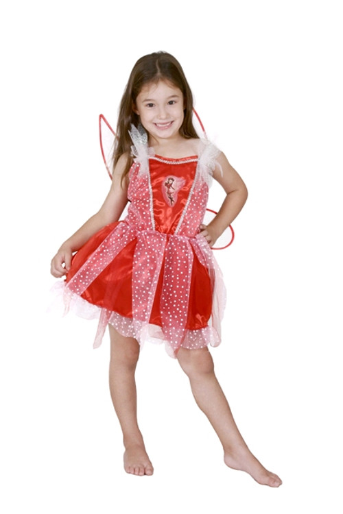Disney Fairy Rosetta Ballerina Girls Costume