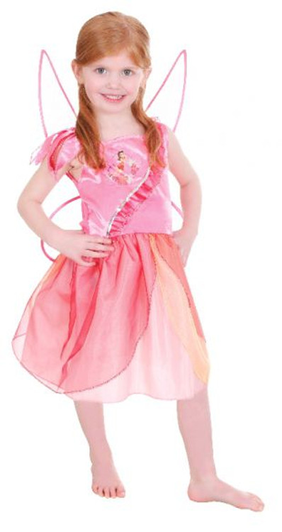 Disney Fairy Rosetta Deluxe Girls Costume