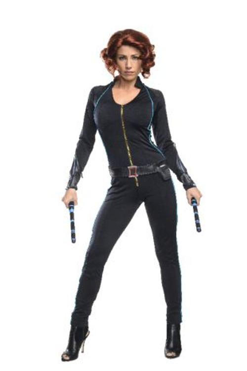 The Avengers 2 Black Widow Womens Costume