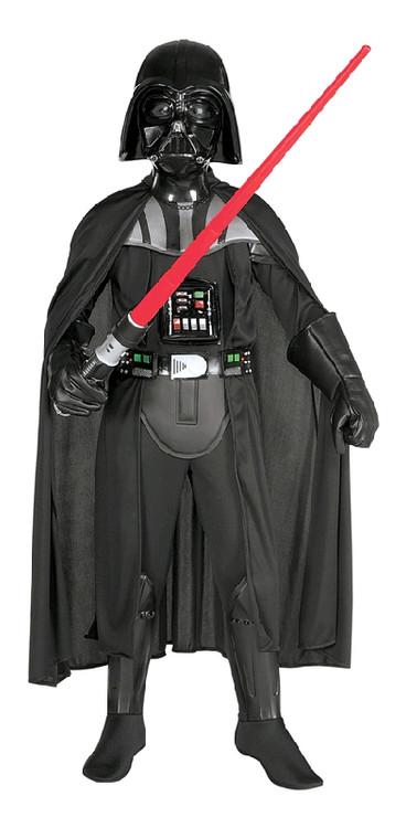 Star Wars - Kids Deluxe Darth Vader Costume