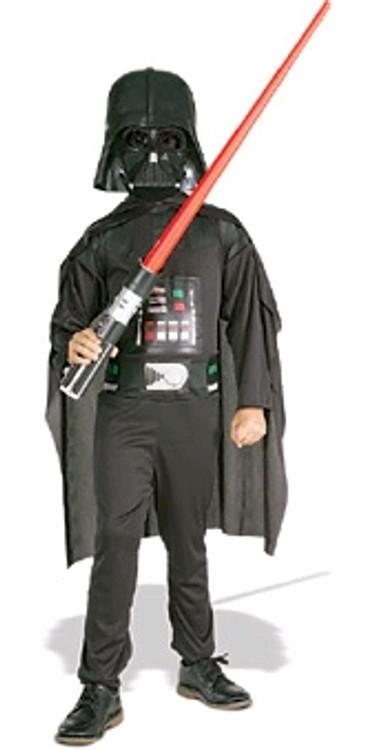 Star Wars Darth Vader boxed Kids costume