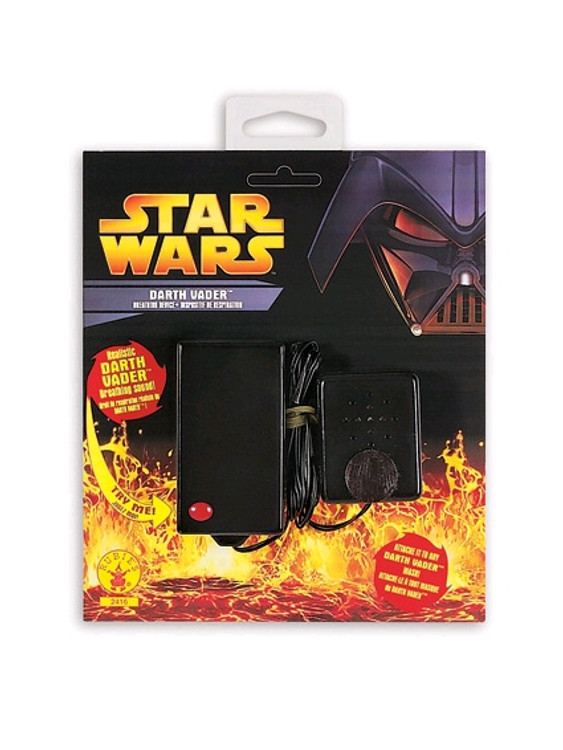 Star Wars - Darth Vader Breathing Device With Sound