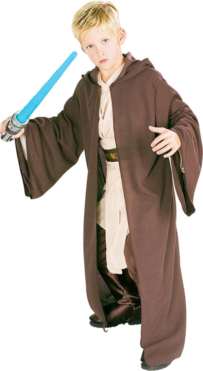 Star Wars Jedi Deluxe Robe child costume