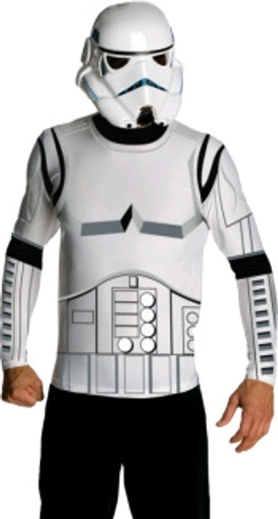 Star Wars - Stormtrooper Mens Kit