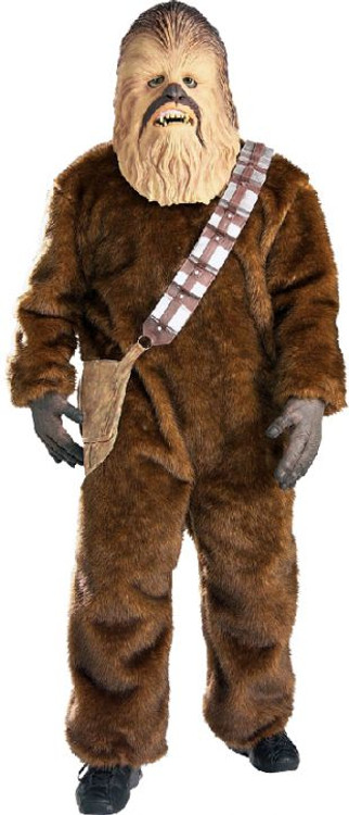 Star Wars - Chewbacca Deluxe Costume