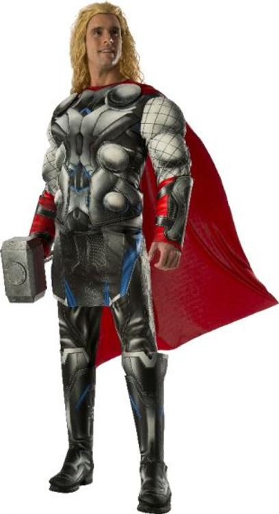 Thor Deluxe Avengers 2 Mens Costume