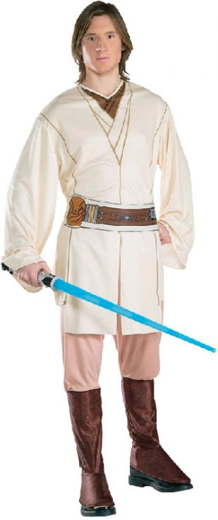 Star Wars Obi Wan Kenobi Mens Costume