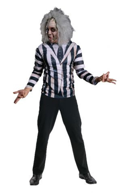 Beetlejuice Costume Kit