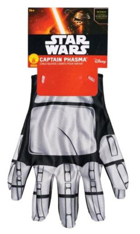 Star Wars Captain Phasma Mens Gloves