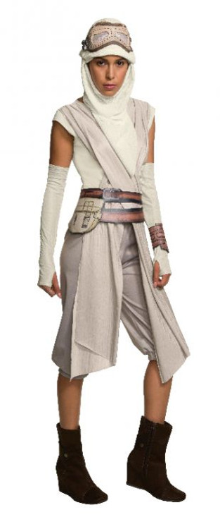 Star Wars - The Force Awakens Rey Mask and Hood