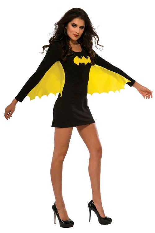 Batgirl Dress With Wings  sc 1 st  Costume Direct & Batman Costumes and Batgirl Costumes   Costume Direct