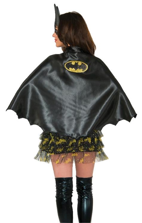 Batgirl Cape