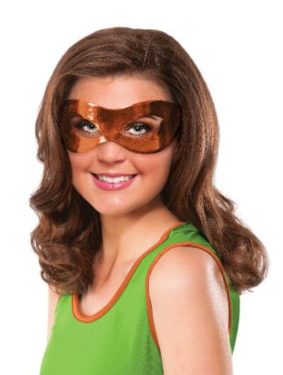 Teenage Mutant Ninja Turtle Michelangelo Eye Mask