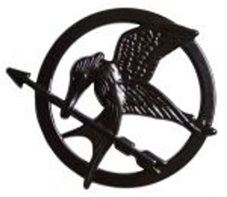 Hunger Games Mockingjay Pin