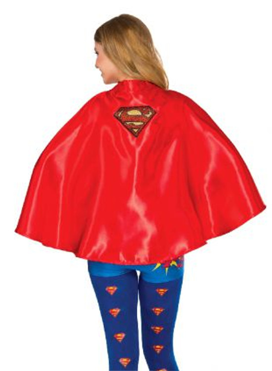 Supergirl Womens Cape