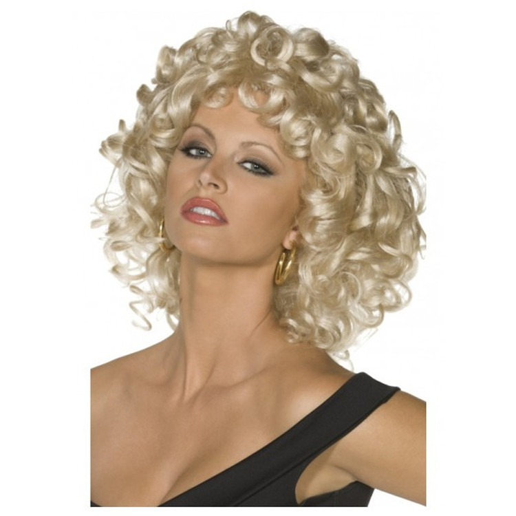 Grease Sandy Last Scene Bad Girl Wig